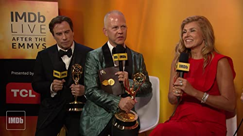 "John Travolta, Connie Britton, and Ryan Murphy on ""The People v. O.J. Simpson"""