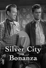 Buddy Ebsen and Rex Allen in Silver City Bonanza (1951)