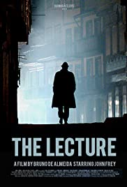 The Lecture Poster