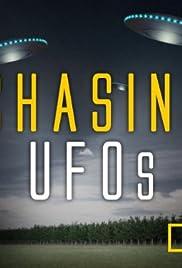 Chasing UFOs Poster