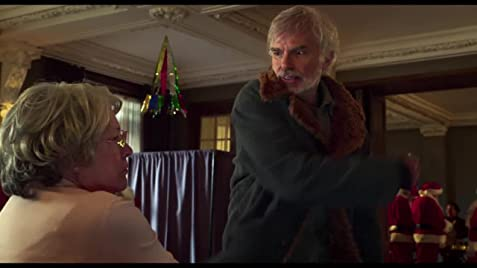 Consider, bad santa unrated nude have hit