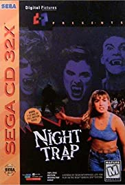 Night Trap (Video Game 1992) - IMDb