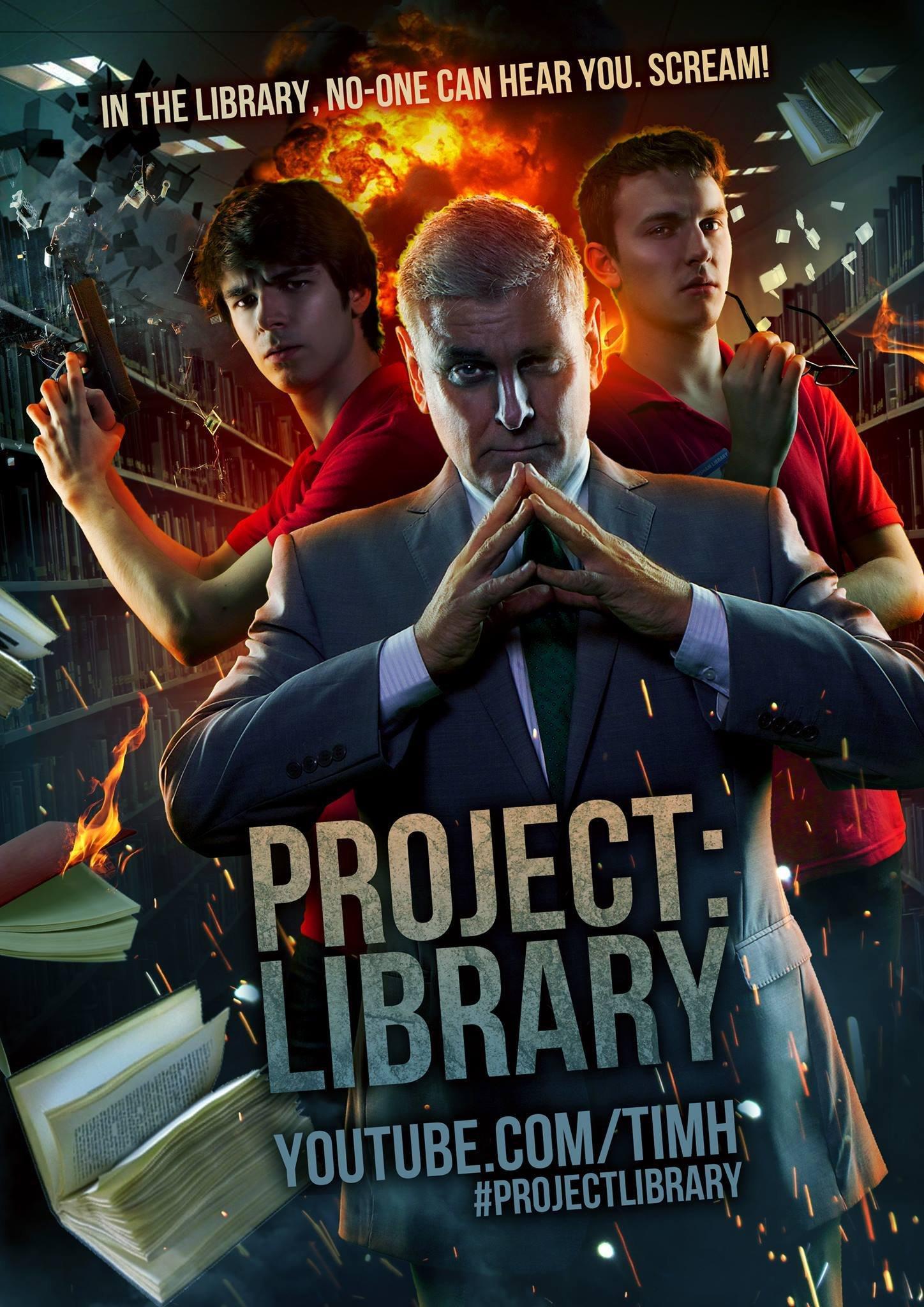 librarian million movies