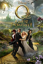 Oz the Great and Powerful (2013) 720p
