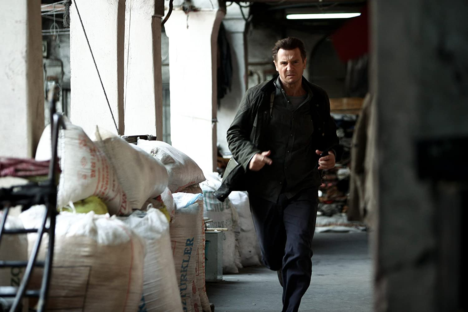 Liam Neeson in Taken 2 (2012)