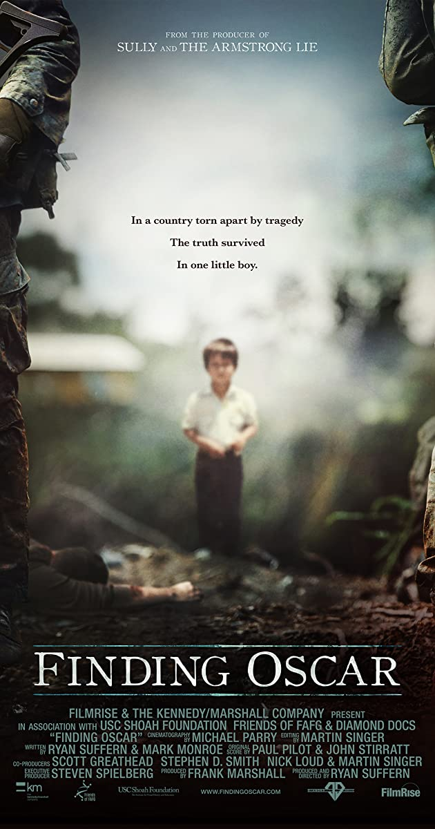 Subtitle of Finding Oscar