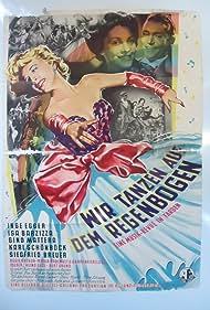 Isa Barzizza and Inge Egger in Wir tanzen auf dem Regenbogen (1952)
