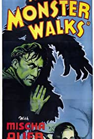 Mischa Auer and Vera Reynolds in The Monster Walks (1932)