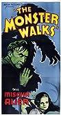 The Monster Walks (1932) Poster