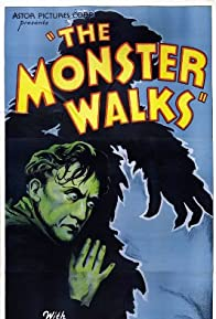 Primary photo for The Monster Walks