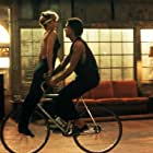 Kevin Bacon and Whitney Kershaw in Quicksilver (1986)