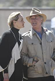 Don Johnson and Amber Valletta in Blood & Oil (2015)