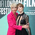 Emma Thompson and Gaia Wise at an event for The Meyerowitz Stories (New and Selected) (2017)