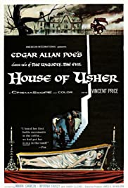 House of Usher (1960) Poster - Movie Forum, Cast, Reviews