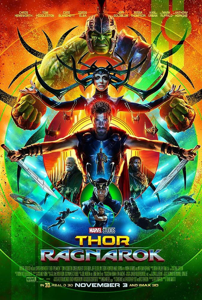 Thor: Ragnarok (2017) REMASTERED 720p HEVC BluRay x265 Esubs [Dual Audio] [Hindi ORG – English] – 700 MB