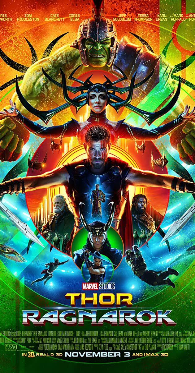 Play or Watch Movies for free Thor: Ragnarok (2017)