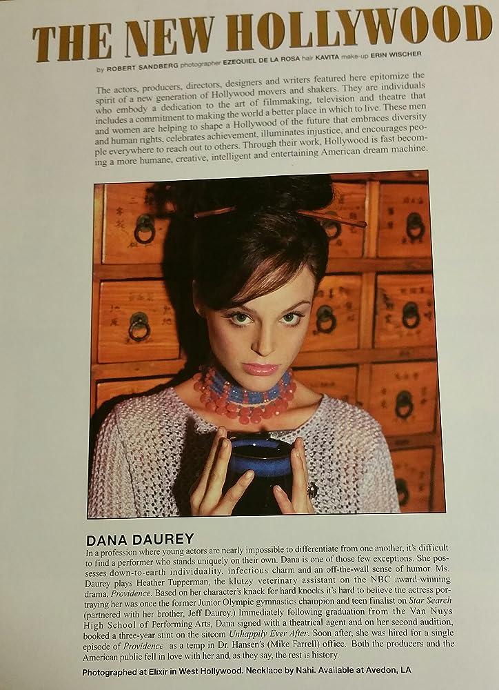 dana daurey wikipedia