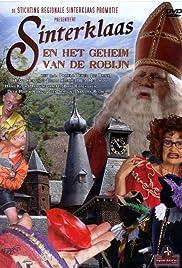 Sinterklaas en het geheim van de Robijn Poster