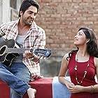 Yami Gautam and Ayushmann Khurrana in Vicky Donor (2012)