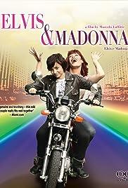 Elvis & Madonna Poster