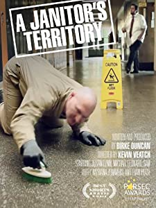 Clips movie downloads A Janitor's Territory [hdrip]