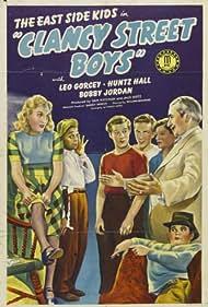 Noah Beery, Dick Chandlee, Huntz Hall, Ernest Morrison, Bobby Jordan, and Amelita Ward in Clancy Street Boys (1943)