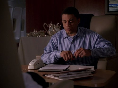 Harry Lennix in Commander in Chief (2005)