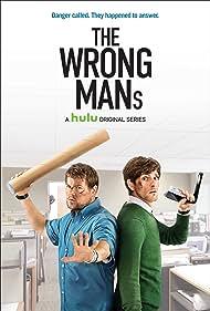 James Corden and Mathew Baynton in The Wrong Mans (2013)