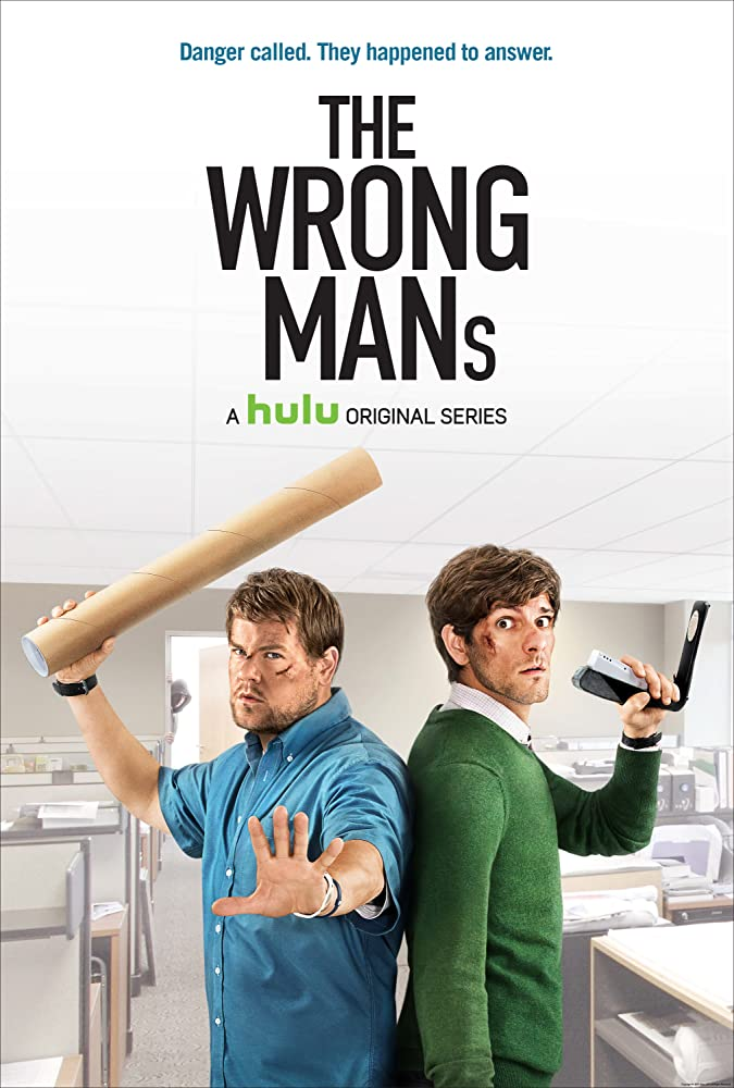 THE WRONG MANS/間違えられた男たち