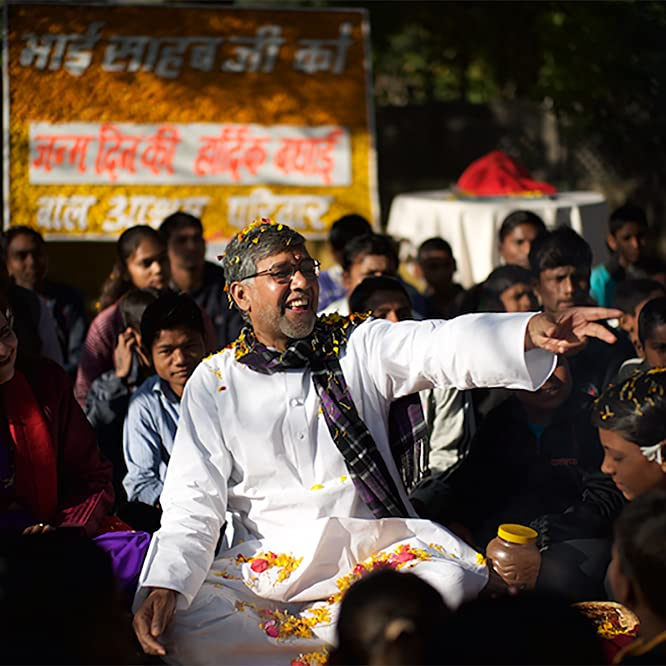 Kailash Satyarthi in The Price of Free (2018)