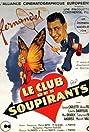 Le club des soupirants (1941) Poster