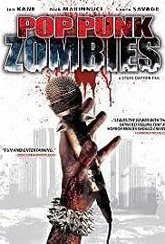 Pop Punk Zombies Poster