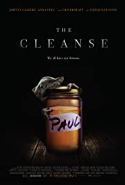 The Cleanse Poster