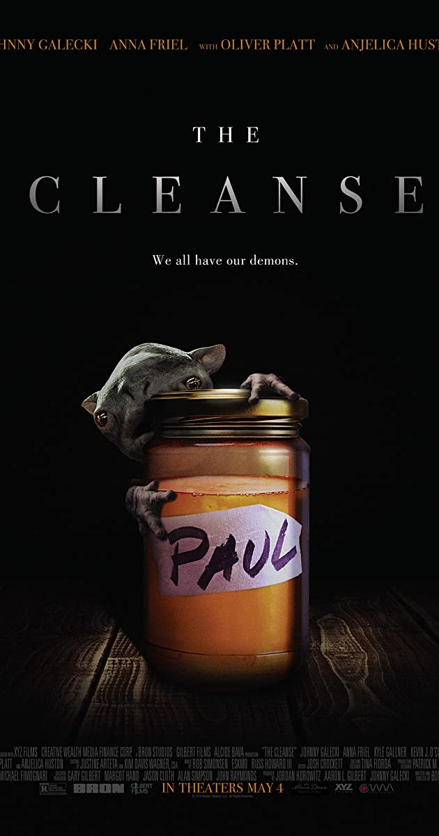 Subtitle of The Cleanse