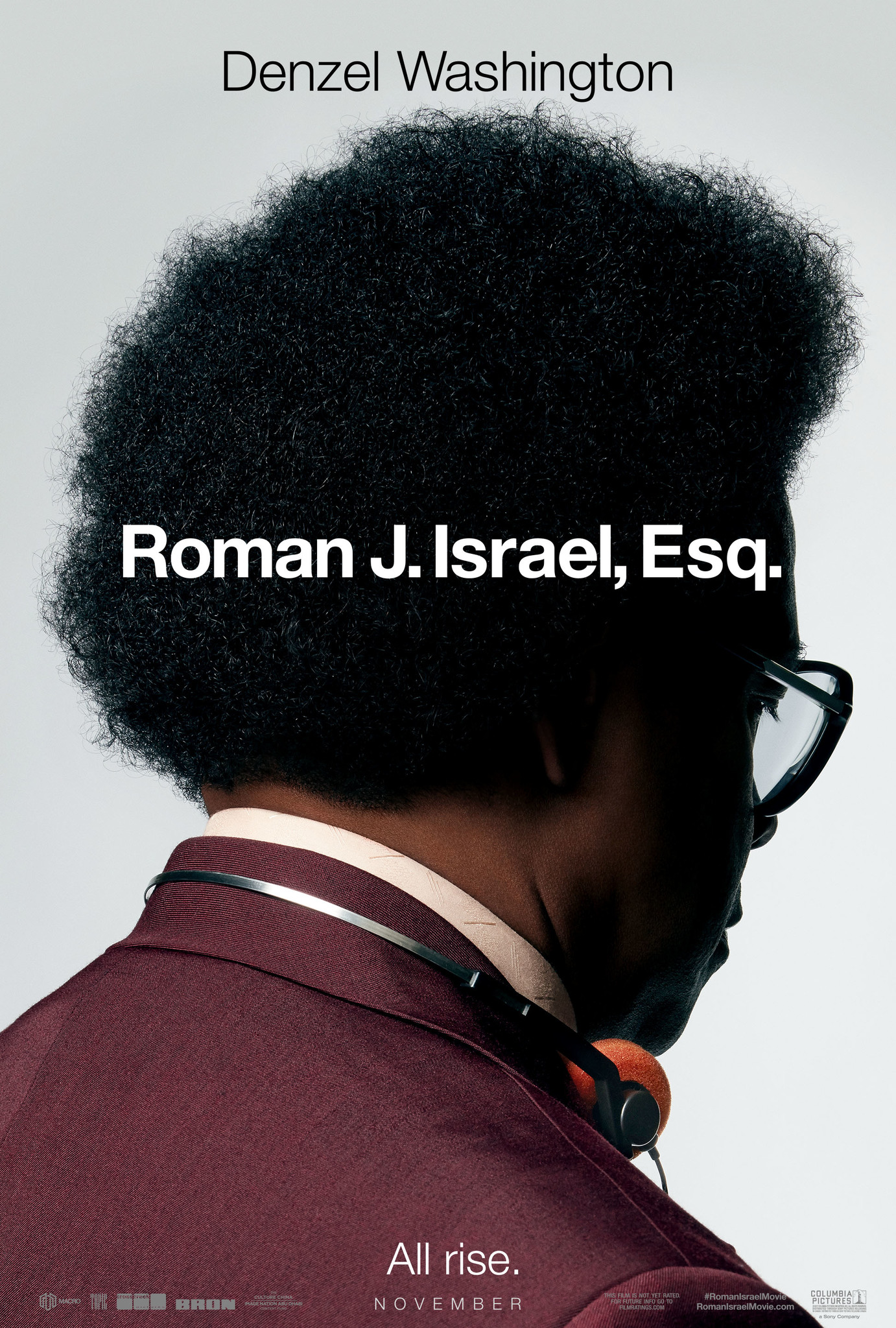 Image result for roman j israel esq