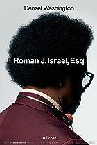 Roman J. Israel, Esq. (2017) Poster