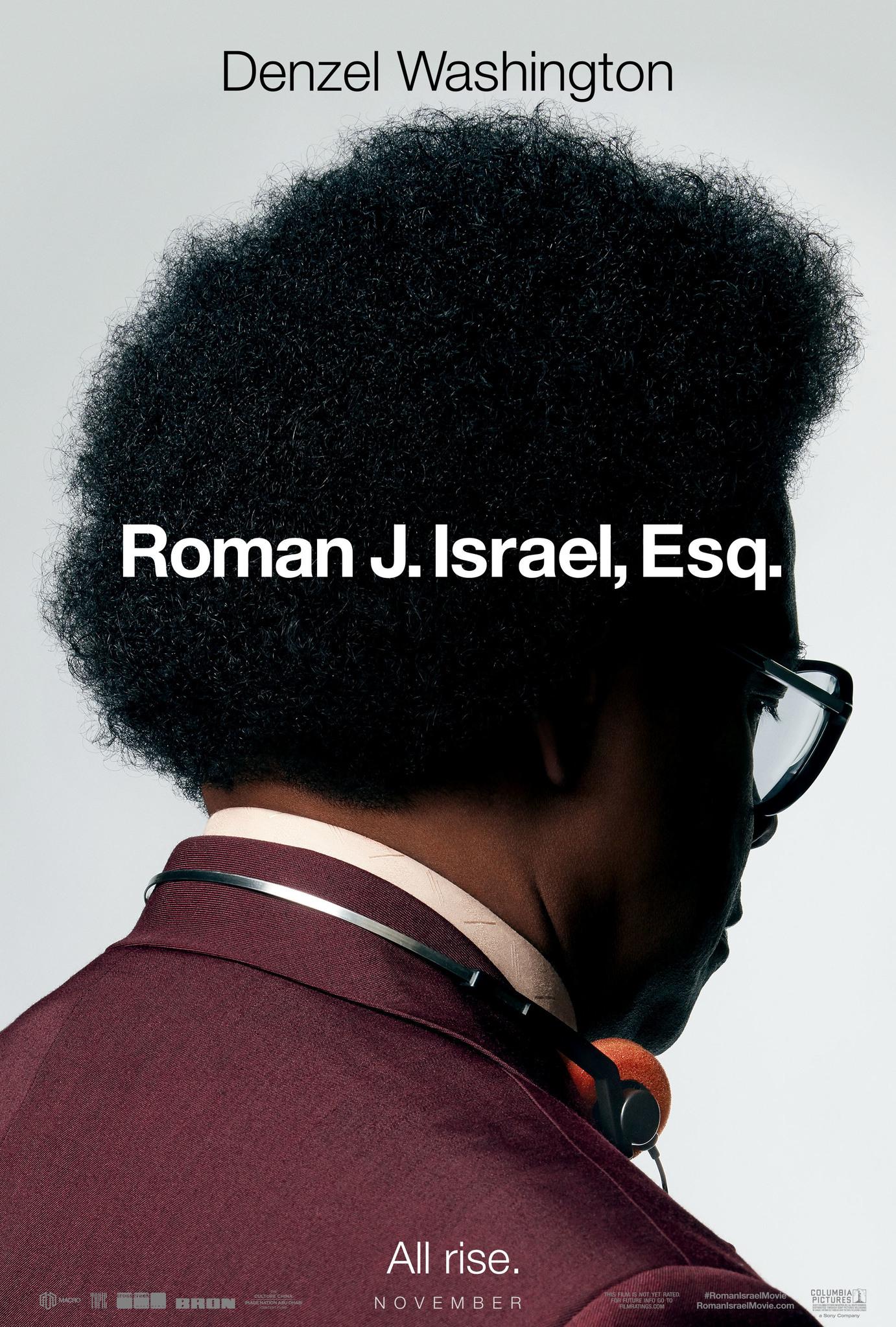 Roman J. Israel, Esq. (2017) BluRay 720p & 1080p