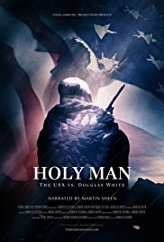 Holy Man: The USA vs Douglas White Poster