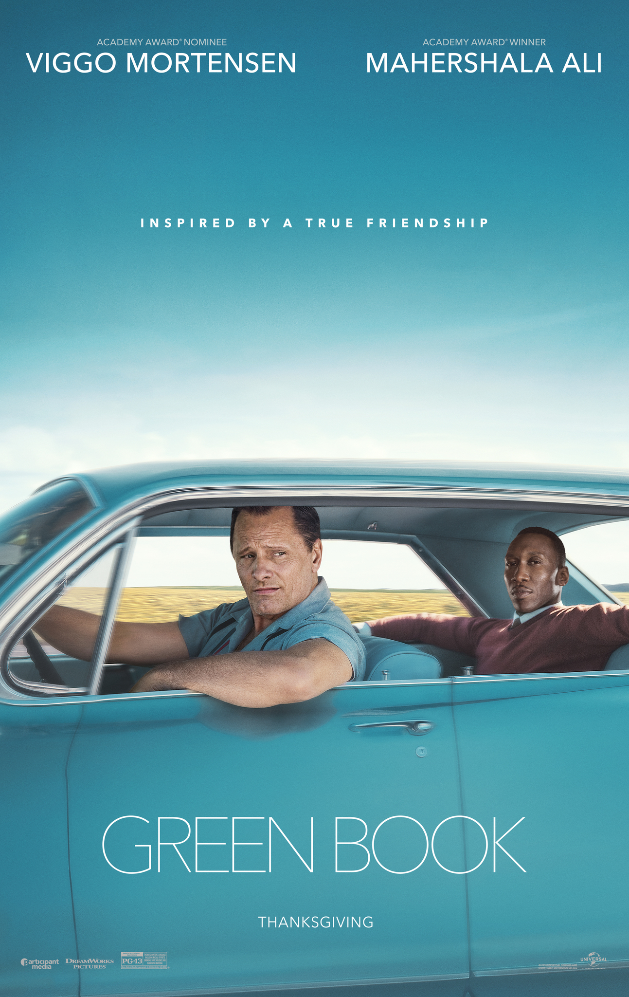 Green Book (2018) DVDScr
