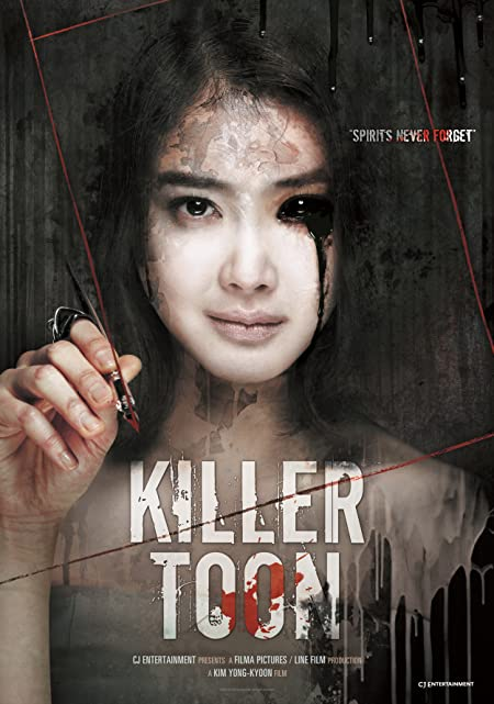 Killer Toon (2013) Korean Blu-Ray - 480P | 720P - x264 - 250MB | 1.2GB - Download & Watch Online  Movie Poster - mlsbd