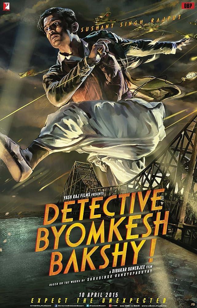 Detective Byomkesh Bakshy! 2015 Hindi Movie 720p BluRay 1.4GB ESubs Download