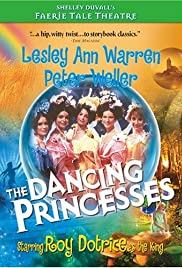 The Dancing Princesses Poster