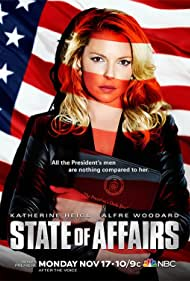 Katherine Heigl in State of Affairs (2014)