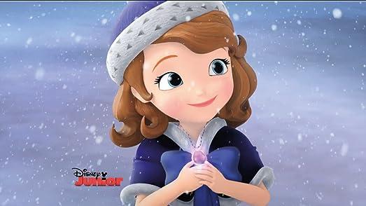 Sofia the First Holiday in Enchanciaโซเฟียที่หนึ่ง วันหยุดในเอนแชนเซีย