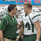 Jim Caviezel and Alexander Ludwig in When the Game Stands Tall (2014)