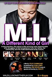 M.I.: A Different Kind of Girl Poster
