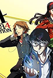 Persona 4: The Animation Poster