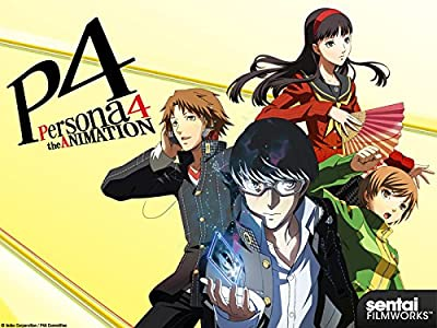 Persona 4: The Animation full movie with english subtitles online download