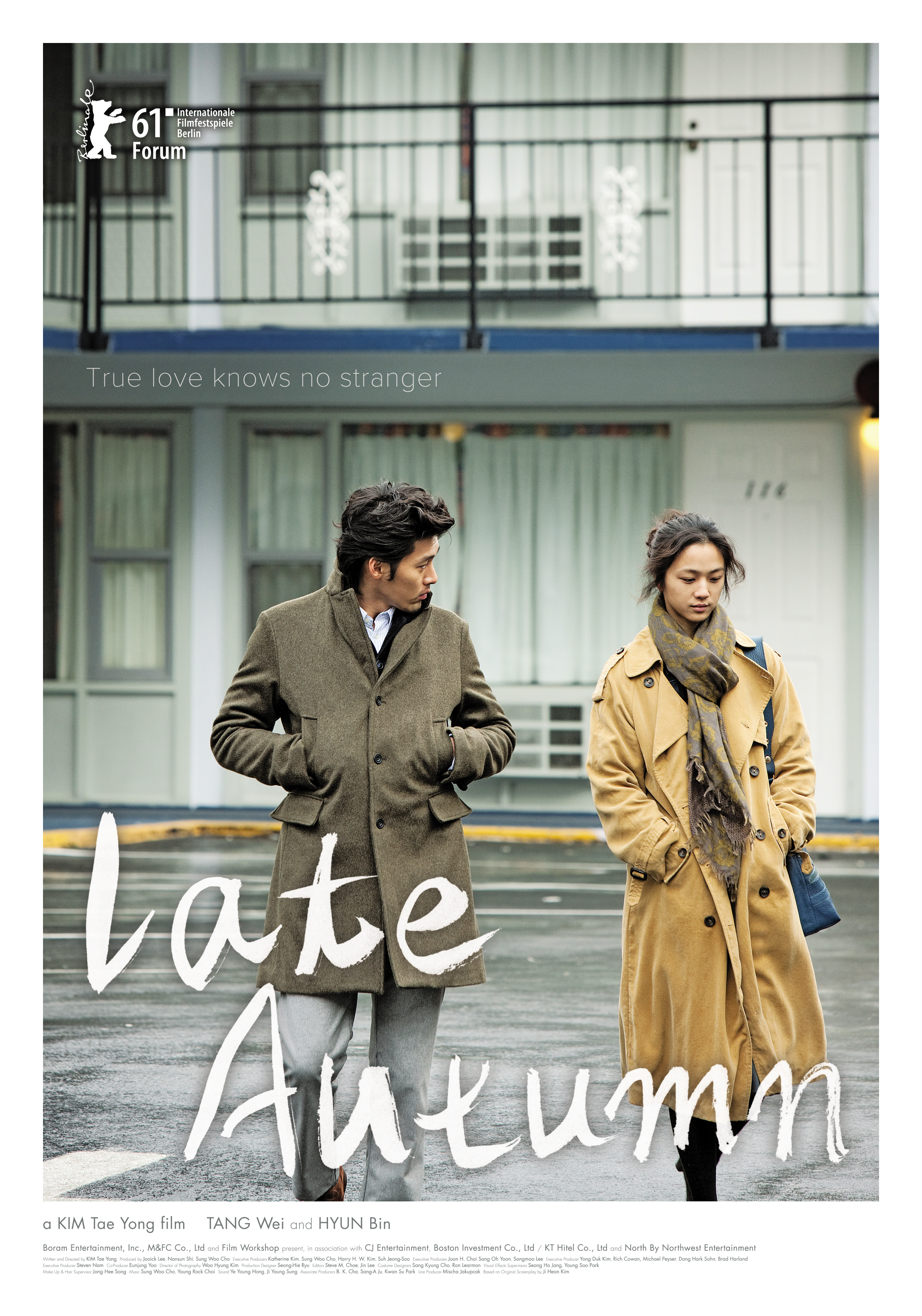 Late Autumn (2010) - IMDb