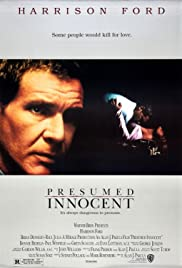 Presumed Innocent (1990) Poster - Movie Forum, Cast, Reviews